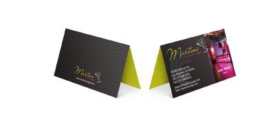 Fold over business card designing and printing at us1 printing fold over business cards reheart Image collections